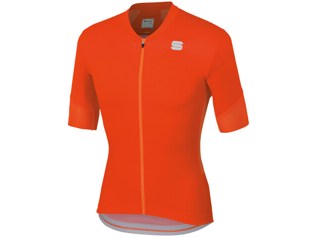 Sportful GTS Maillot Hombre, red orange sdr